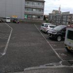 鳥取大学前駐車場